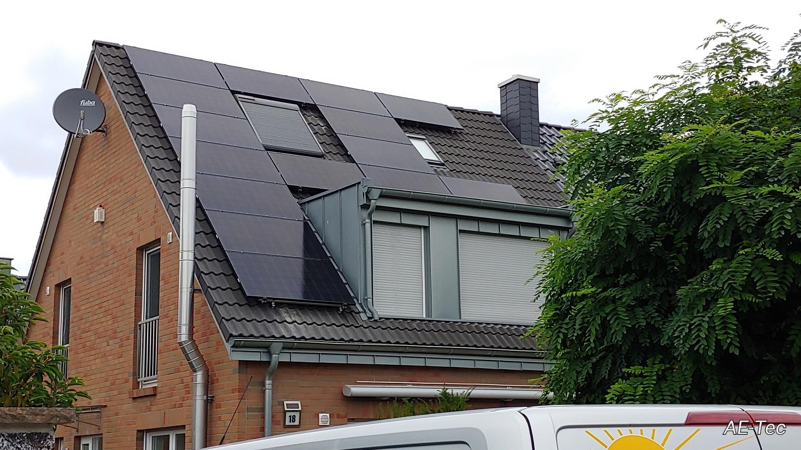 Photovoltaikanlage Meerbusch